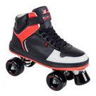 Maat-38-Rookie-Rolschaatsen-HYPE-HI-TOP-(zwart-rood)