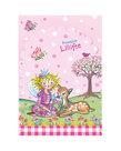 Prinses-Lillifee-Uitnodigingskaarten-Roze-(set-van-8)