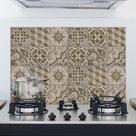 Keuken-Achterwand-Sticker-Azulejos-(beige)