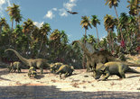 Dinosaurus-behang-XXXL
