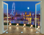London-Skyline-XXL-Behang