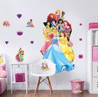 (UITVERKOCHT)-Disney-Prinsessen-XXL-Stickerset