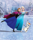Disney-Frozen-XL-Behang