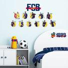 FC-Barcelona-Muursticker-11-spelers