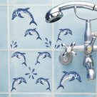 Dolfijnen stickers