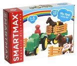 SmartMax-My-First-Tractor-Set