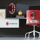 Muursticker-AC-Milan-Logo