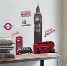 Muursticker-London
