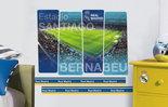 Muursticker-Real-Madrid-Stadion