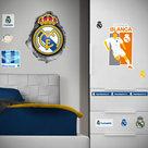 Muursticker-Real-Madrid-Logo-Hole-(klein)