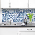 Keuken-Achterwand-Sticker-Portugese-Tegels-XXL-(blauw)-180-x-45-cm