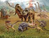 Dinosaurussen XXL behang_