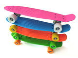 Skateboard Max Mini Cruiser NEON ORANJE