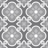Vloertegel (stickers) - Cementine Grijs - 40 x 40 cm (3x)