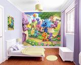 Button Bears XXL Behang_