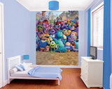 Walltastic Monsters University