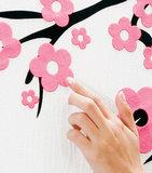 Bloemen Daisy (lichtroze)_