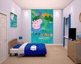 Peppa Pig Behangposter_