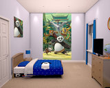 Kung Fu Panda Behangposter_