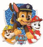 Muursticker Paw Patrol Schild Chase_
