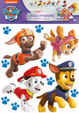 Muursticker Paw Patrol Run_
