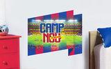 FC Barcelona Muursticker Stadion Nou Camp_