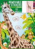 Muursticker Giraf (groot)_