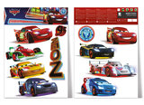 Muursticker Disney Cars _