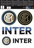 Muursticker Inter Milan Logo_