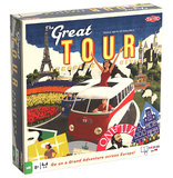 The Great Tour - Bordspel - Tactic_