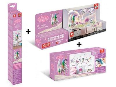 Unicorn decoratiepakket
