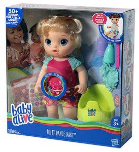 Baby Alive Plas en Dans Baby - Hasbro