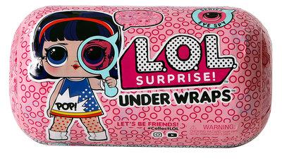 L.O.L. Surprise Eye Spy Under Wraps Pop