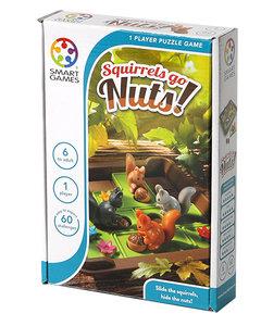 Squirrels Go Nuts Schuifpuzzel - SmartGames