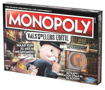 Monopoly Valsspelers Editie Bordspel - Hasbro