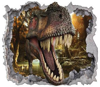 T-Rex Dinosaurus behang XXXL