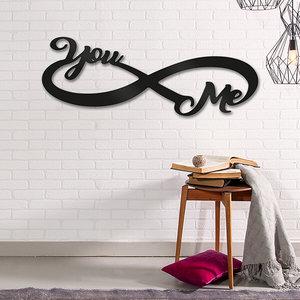 Muurpanel You & Me