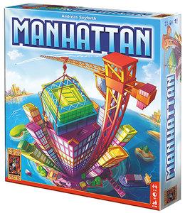 Manhattan Bordspel - 999 Games