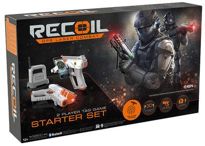 Recoil Starter Set Laser Spel - Lasergame - Goliath