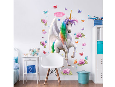 Magical Unicorn muursticker