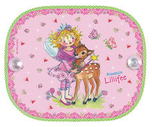Prinses Lillifee Zonneschermen (set van 2)
