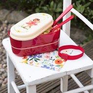 Lunchbox Retro Girl