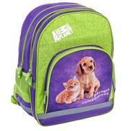 Rugzak Animal Planet Kat & Hond - schooltas
