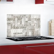 Keukenwand Koffie