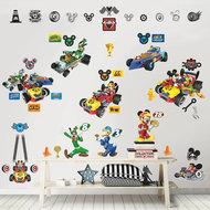Disney Mickey Mouse Muursticker Box (groot)