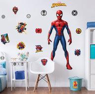 Spiderman XXL Stickerset 45675