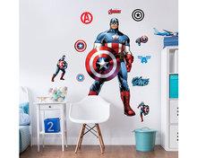 Captain America XXL Stickerset