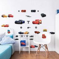 Disney Cars Muursticker Box (medium)